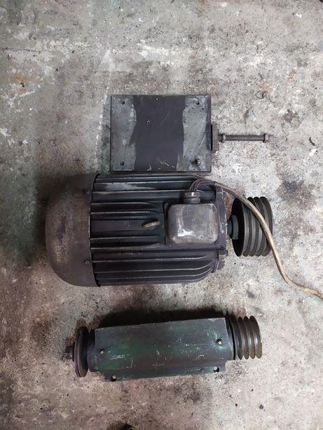 Silnik elektryczny 6 kw krajzega napinacz