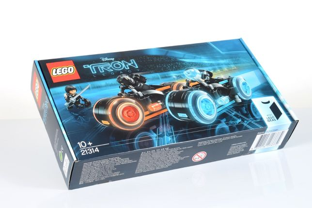 Lego Ideas 21314 TRON: Legacy NOWY z GRATISAMI