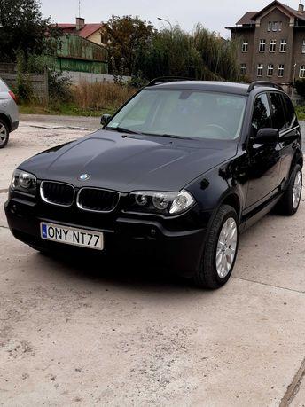 BMW x3 e83 2.0d xdrive