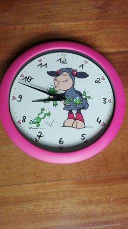 Relógio de parede Nici e Violetta - Relógio e porta fotos