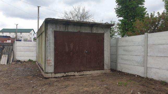 Продам бетонный гараж