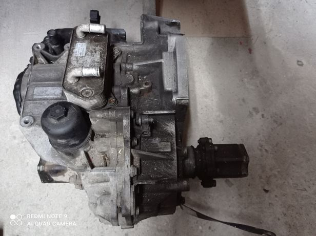 Коробка автомат DSG 6 Volkswagen passat b6, 02E301103F