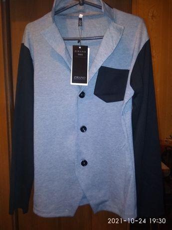 Продам Трикотажный пиджак