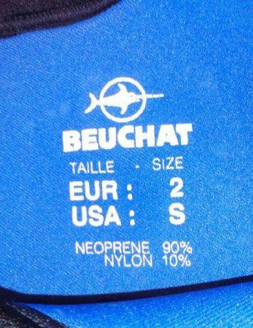 Fato de Mergulho Beauchat.