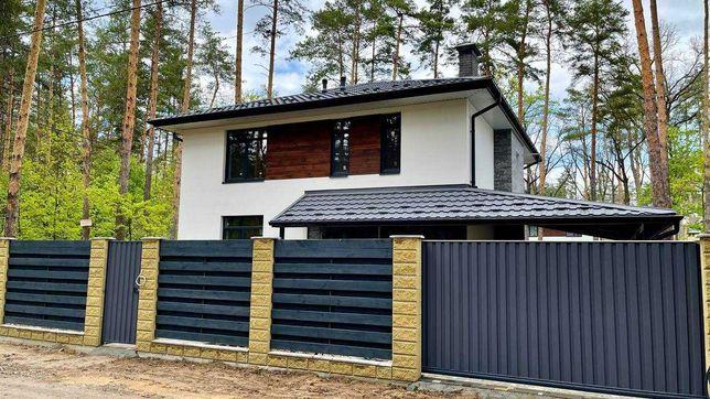Продам шикарный дом в окружении леса