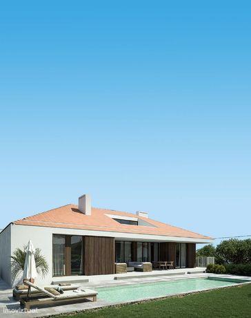 Terreno em colares, a 2km das praias, com projecto de arquitectura apr