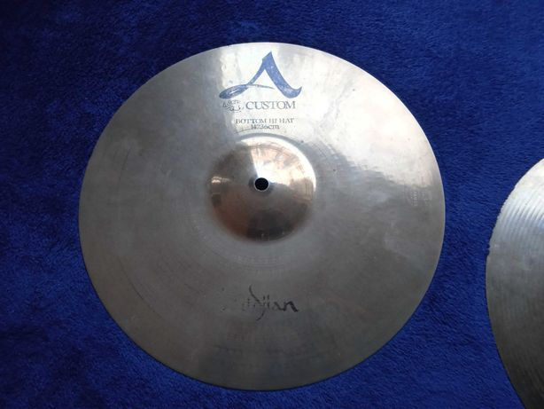"Talerz do perkusji Zildjian Custom A 14"" Hihat Bottom 1040gr."