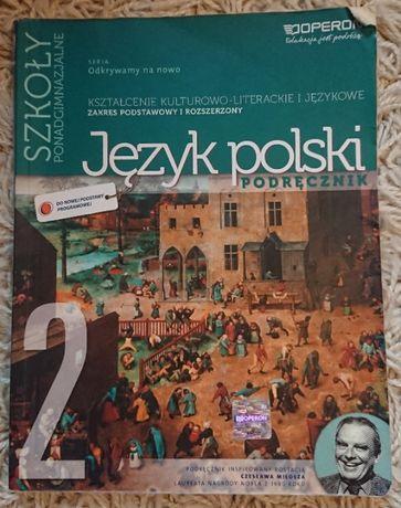 Język Polski podręcznik 2 Operon