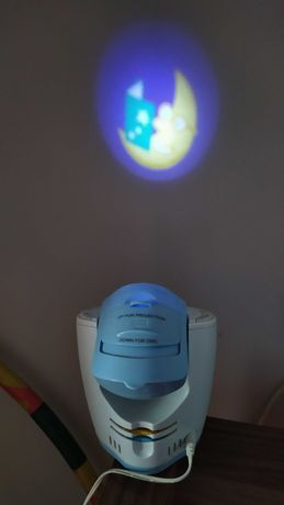 Homedics  projektor , szumy