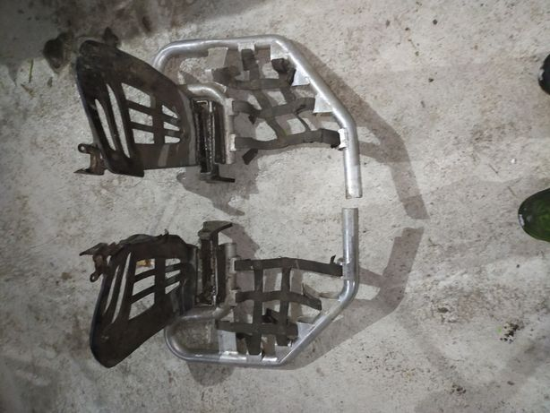 Nerfbar podłogi Raptor 660