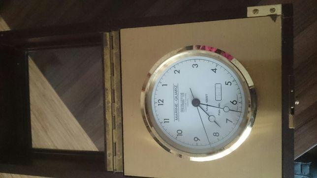 Chronometr morski zegar Wempe sprawny