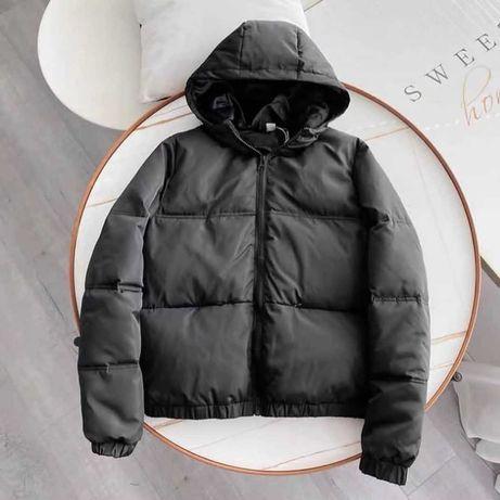 Куртка чорна (весна)