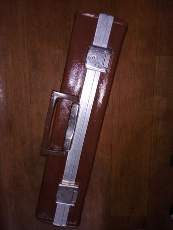 Кейс СССР , коричневый , для инструмента , рыбалки , И .т.д.