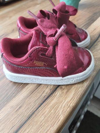 Adidaski puma dla dziewczynki