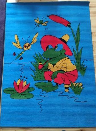 dywan do pokoju dziecięcego/lub kilim na ścianę