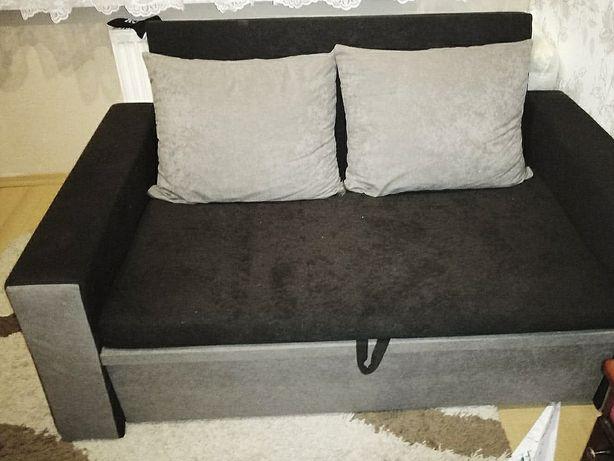 Fotel dwuosobowy rozkładany