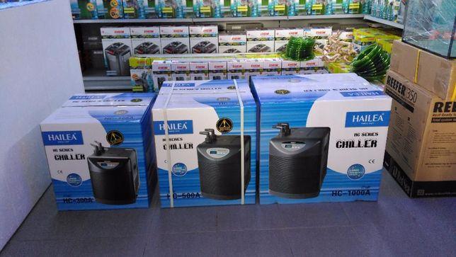 Refrigerador hailea para aquario novo