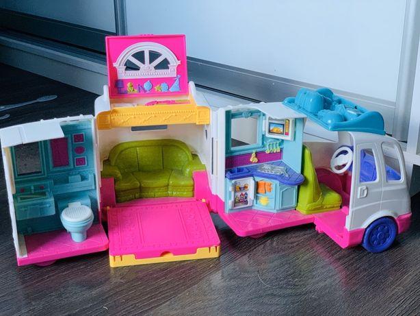 Продам раскладной дом-машину Fisher Price для LOL и Barbie