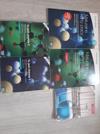 Książki z chemii