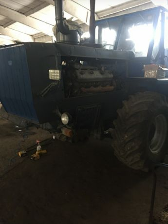 Трактор, (Т-150)