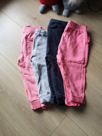 spodnie dresowe, 80