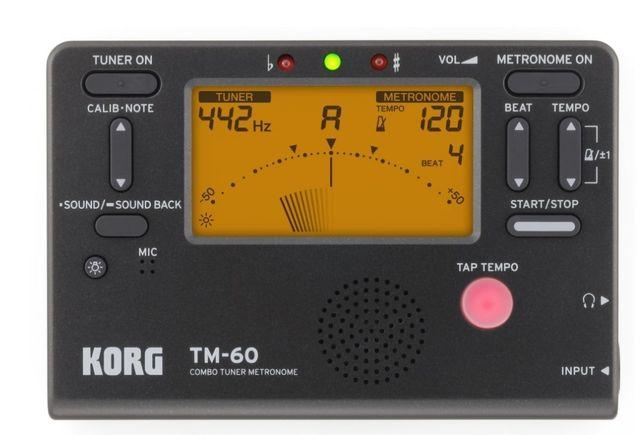 Tuner Korg TM60 (nowy)