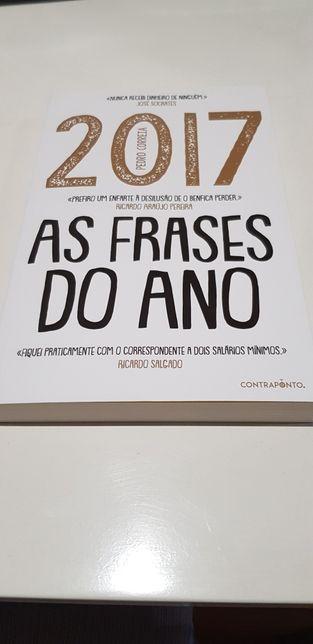 2017 - As Frases do Ano dePedro Correia - NOVO