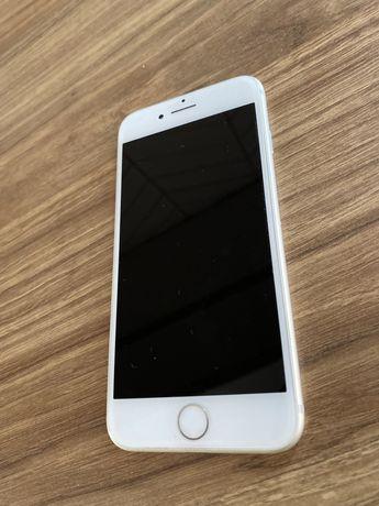 IPhone 7 Srebrny 128 gb idealny stan