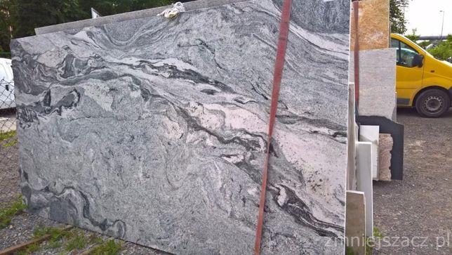 VISCONT WHITE Parapety Schody Blaty Granitowe gr 3 cm 180 Zł Florim
