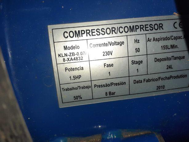 Compressor bom estado