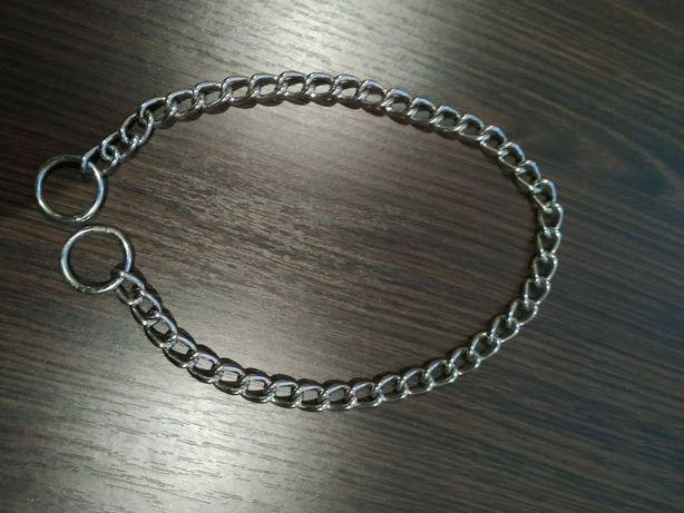 Ошейник металический хромирований