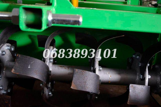 Оригинал Бомет U540/2+кардан фреза для трактора почвофреза грунтофреза