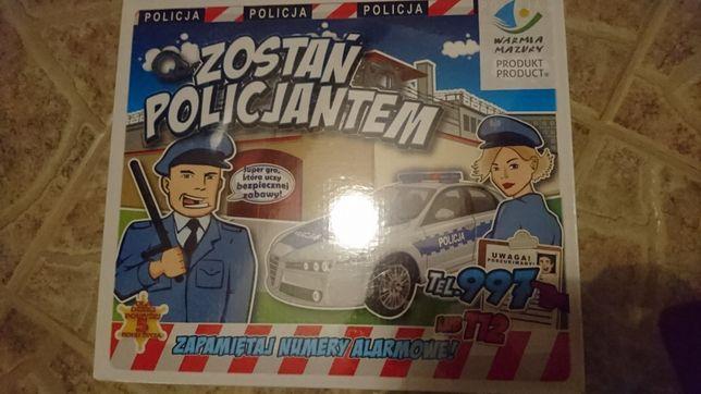 Gra zostań policjantem nowa