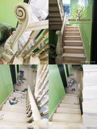 Монтаж сходів, установка сходів, реставрація сходів, комплектуючі до с