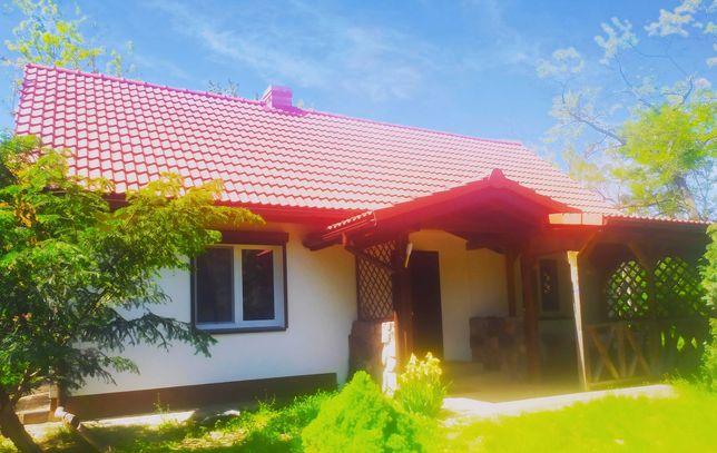 Domek Kochowo jezioro powidzkie