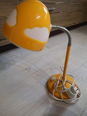 Lampa, lampka stołowa Skojig pomarańczowa - IKEA