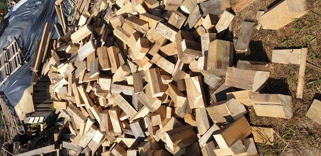 Drewno opałowe cięte,suche