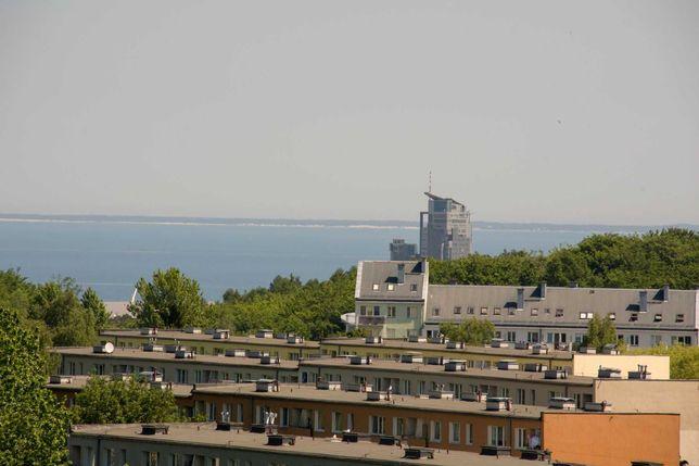 wakacyjny nocleg z widokiem na morze GDYNIA