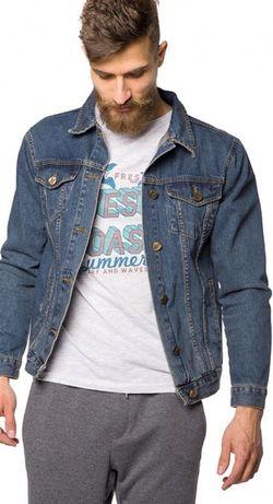 MR520 Джинсова куртка MR520 MR 102 1660 0219 М Blue