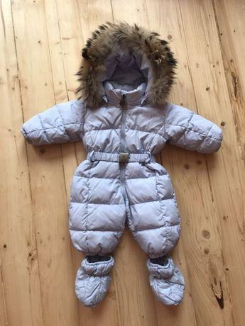 Детский зимний комбинезон Moncler
