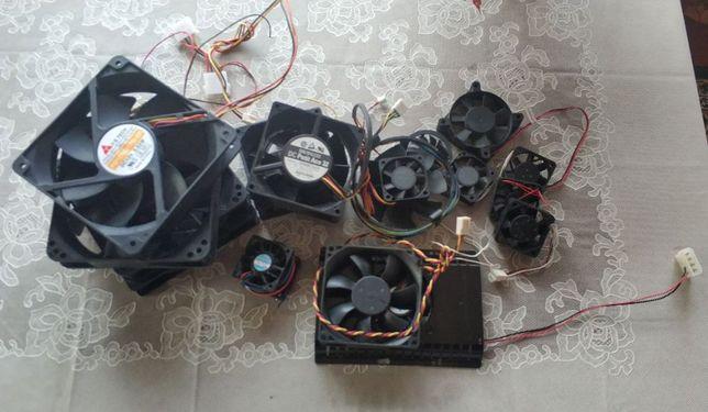 вентиляторы разные