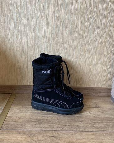 Puma Gore-Tex Сапоги ботинки размер 35 размер