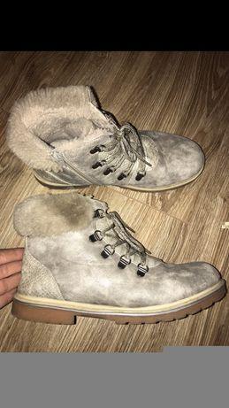 Buty zimowe, dziewczece/kobiece