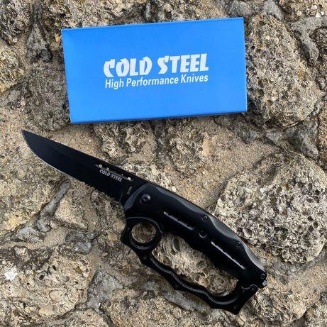 Нож раскладной-кастет Cold Steel/туристический/охота