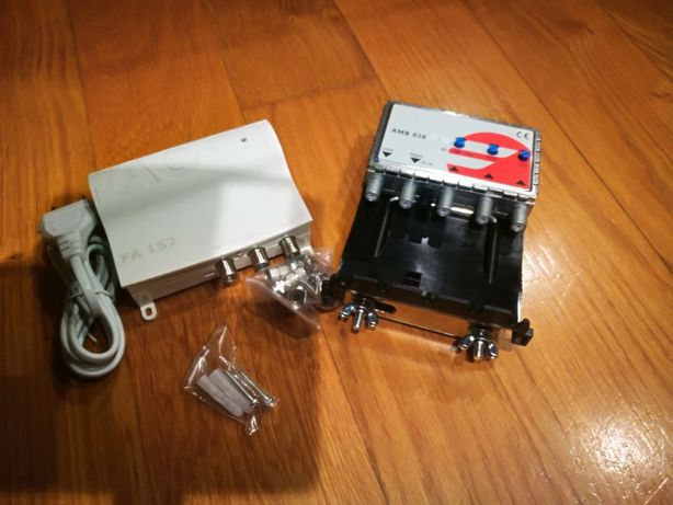 Amplificador Mastro Fagor BI28dB - BIII 28dB - FM-38dB