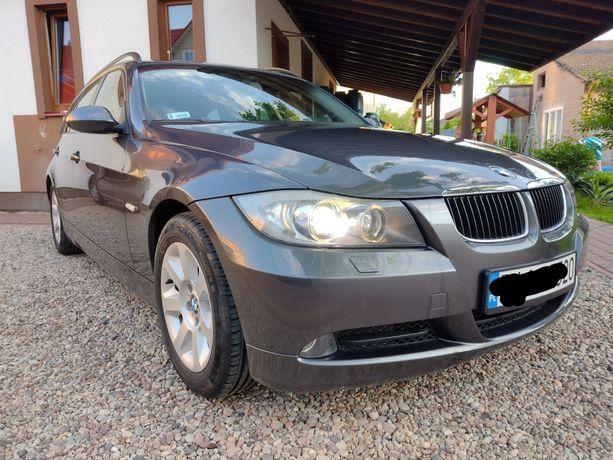 BMW 320D E91 163km 187000km 2007r bixenony