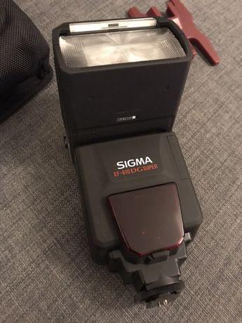 Flash Sigma EF-610 DG SUPER ETTL2 para CANON