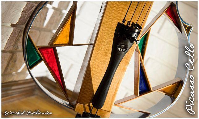 Wiolonczela elektryczna - Picasso Cello