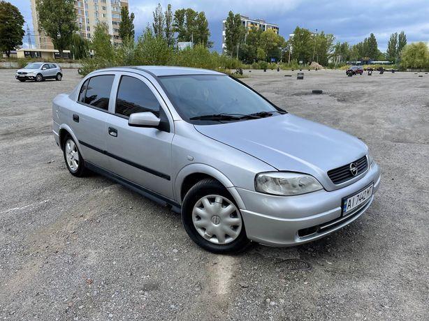 Опель Astra G 2001 GAZ Автомат
