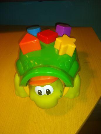 Żółw Fischer Price